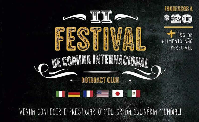Rotaract Club de Paraopeba realiza II Festival