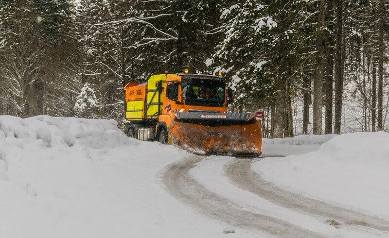 proteger seu carro contra o inverno