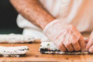 riscos da profissão de cozinheiro
