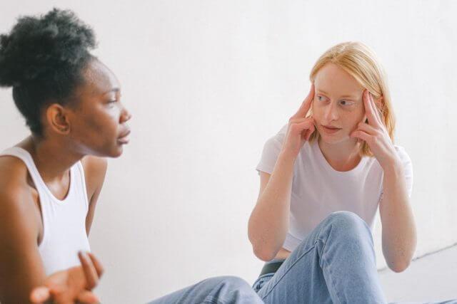 Gerenciamento de discussão ao longo de uma terapia de casal (1)