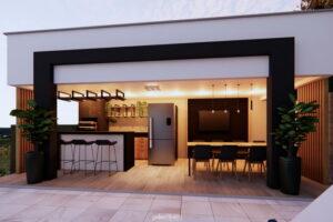 area gourmet arquiteto