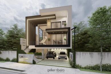 casas contemporanea