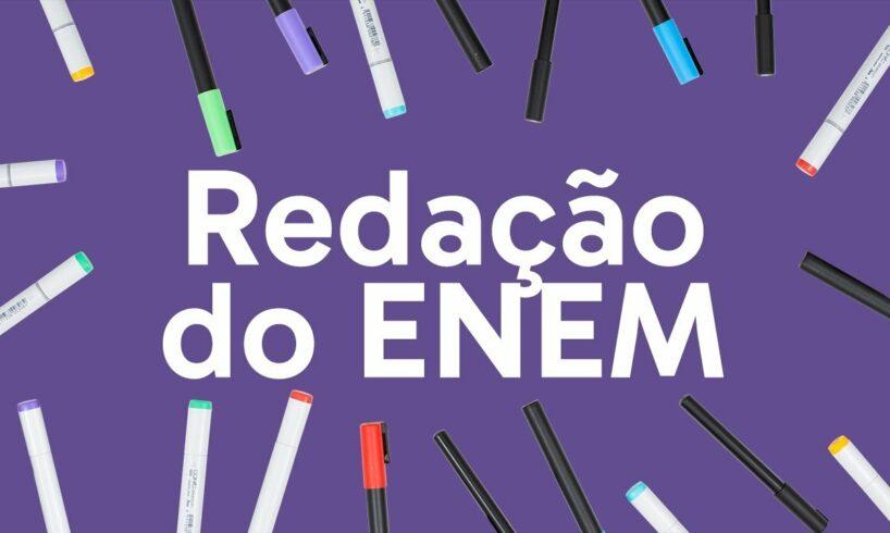 redação ENEM 2021