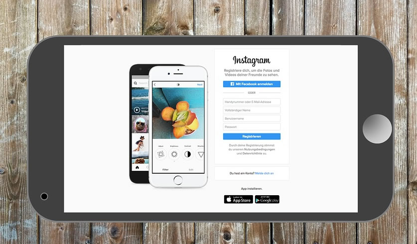 Como bloquear conta no Instagram